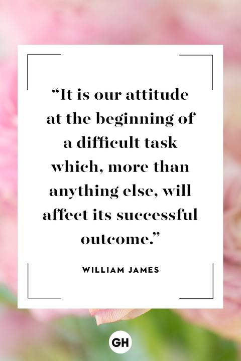 William Jamesinspirational quote