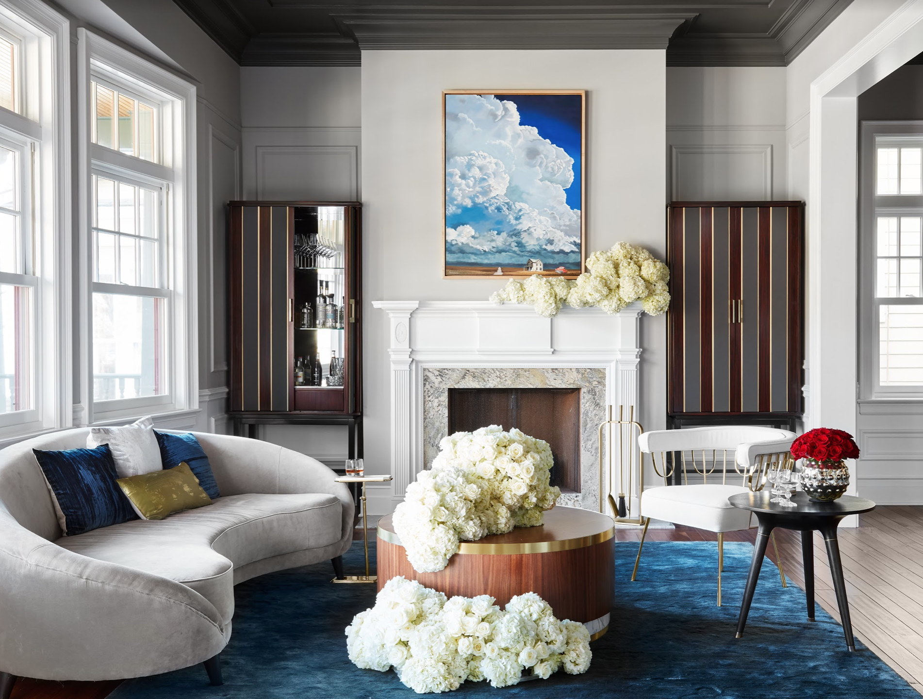 Tour a Timeless, Decadent Space in Ravenswood, Chicago