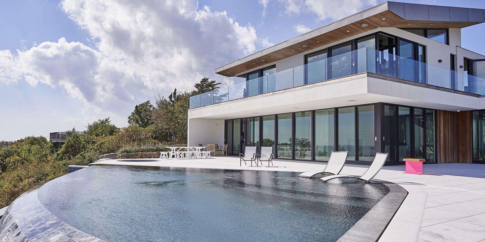 10 Purple Bedroom Decor Ideas · Pool Designs