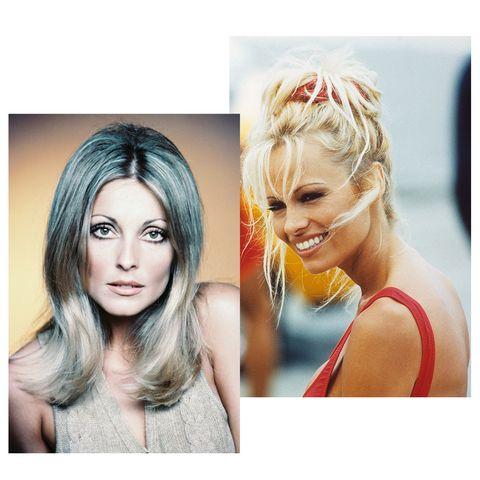 sharon tate and pam anderson