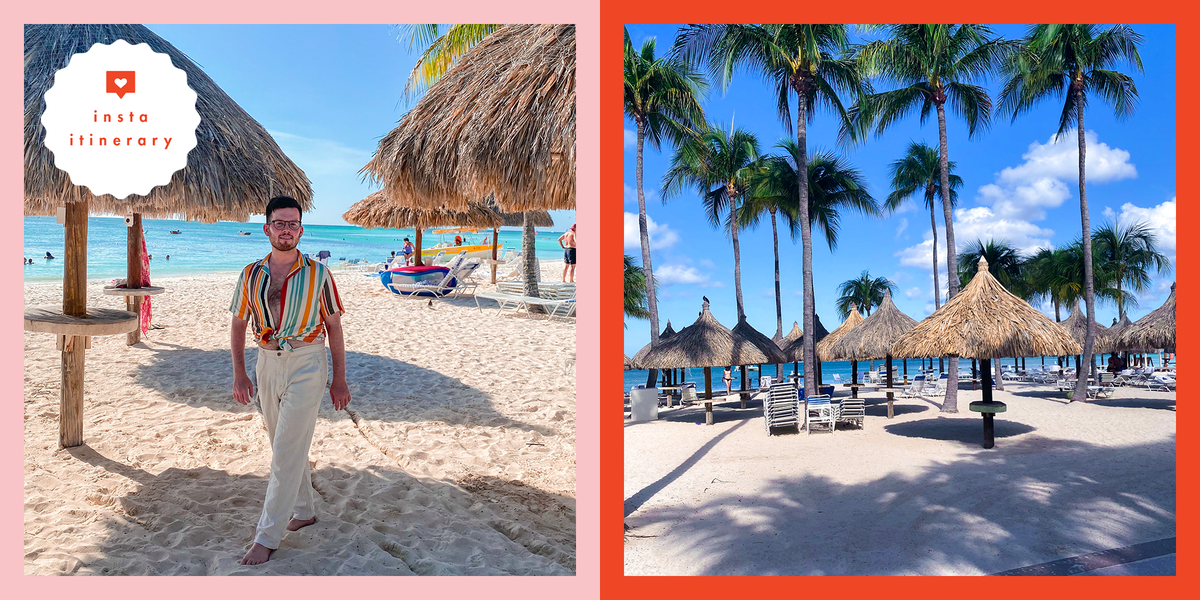 How to Live Your Best Life in Aruba and Never Come Back