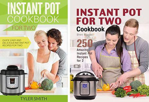 insta pot cookbook covers