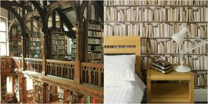 Instagram - Gladstone's Library - Wales