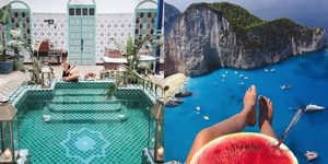 The 17 travel destinations you always see flooding your Instagram feed