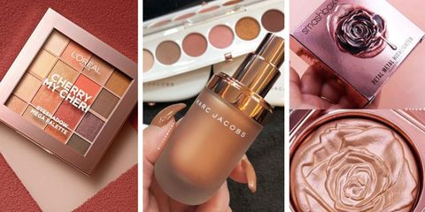 Instagram beauty launches - new makeup