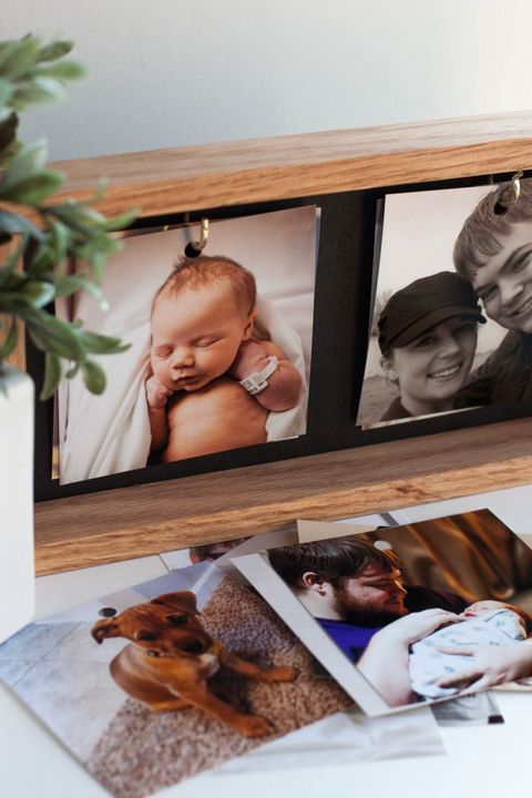 Instagram Picture Frame - DIY Father's Day Gifts