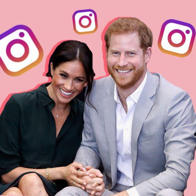 príncipe harry este fue su instagram secreto