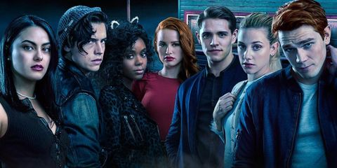 d49a4c6b37 Riverdale Season 2. The CW Instagram