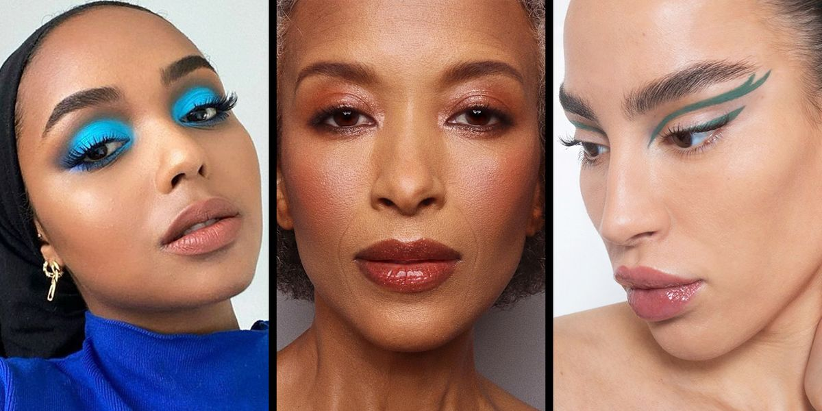 Christmas Eyebrows 2021 Winter 2020 2021 Makeup Trends You Can Try At Home