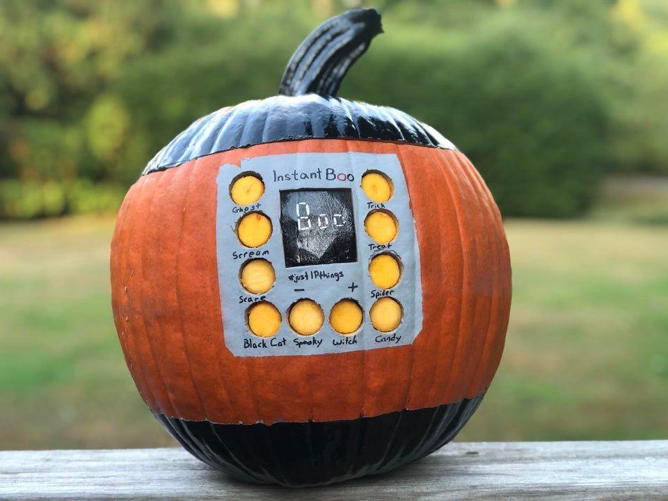 30+ Creative Halloween Pumpkin Carving Ideas , Awesome Jack