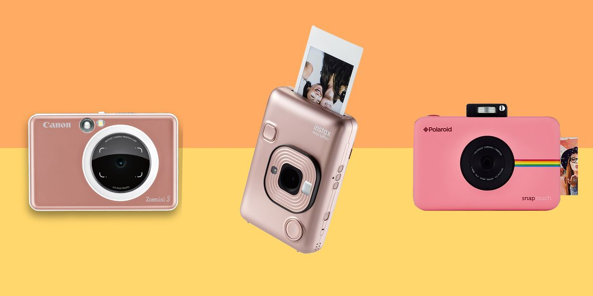 Best Instant Cameras 2020 Top 6 From Instax Polaroid And Kodak