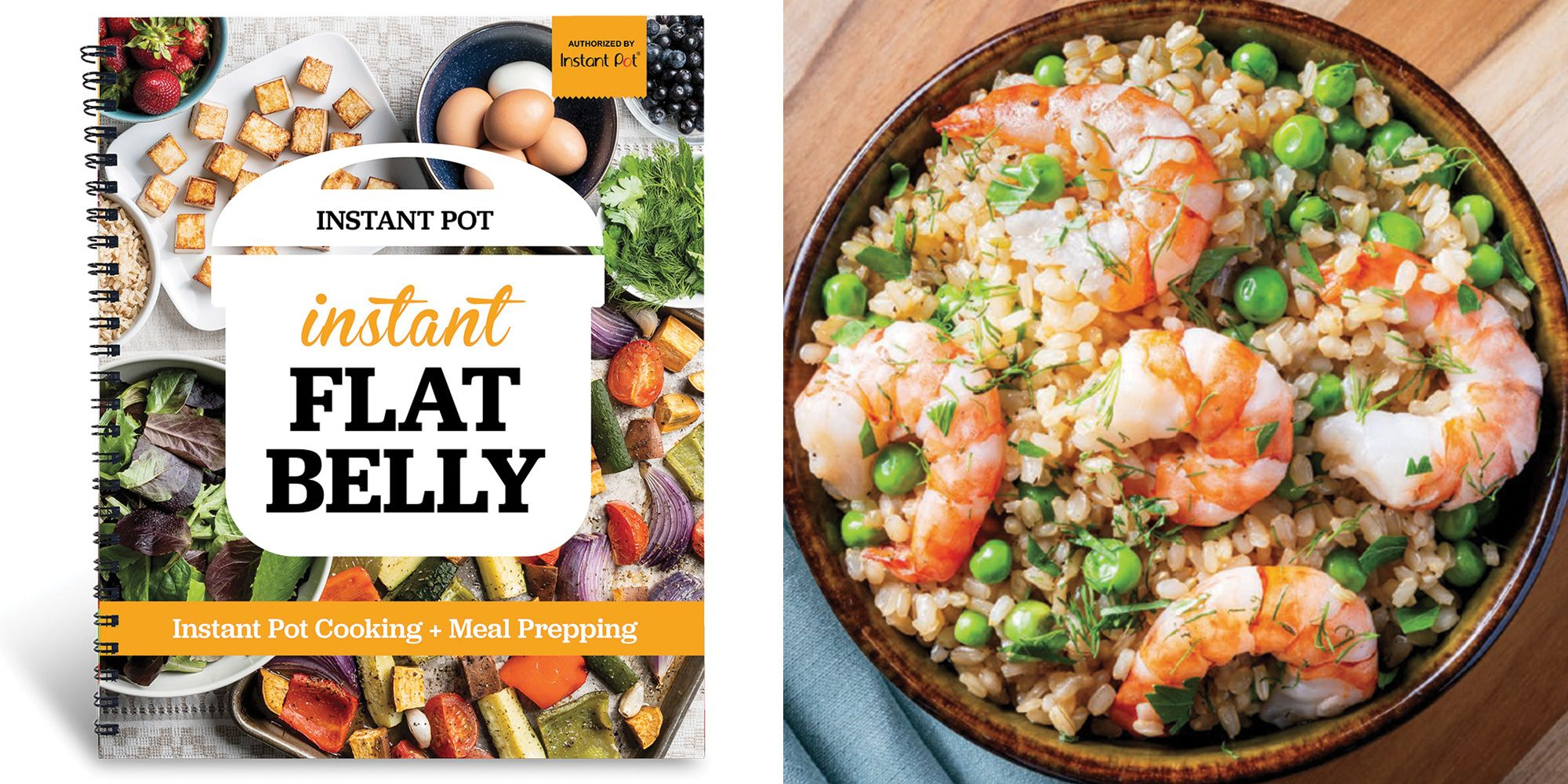 This New Instant Pot Cookbook Makes Losing Weight Damn Easy
