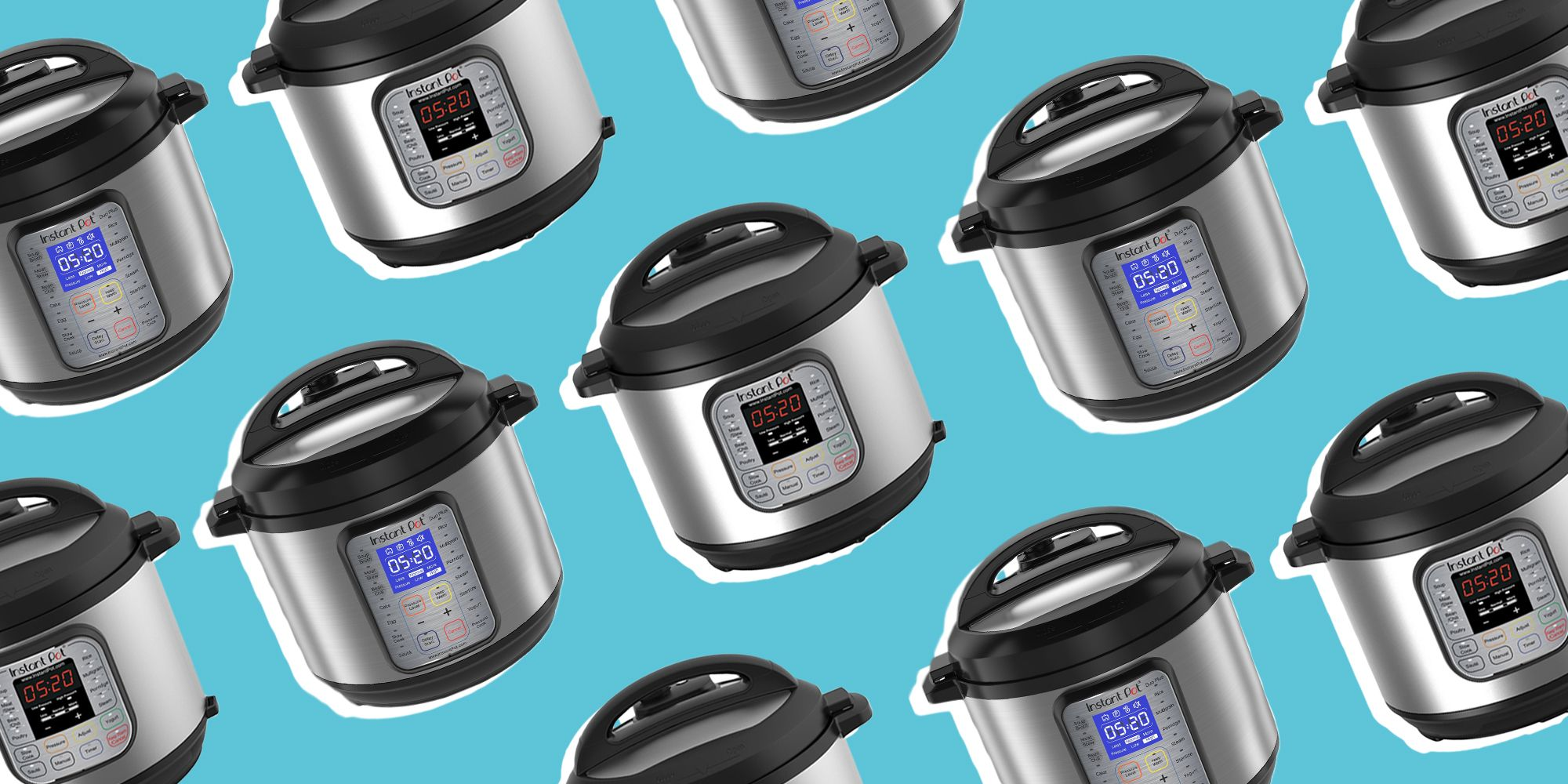 5 Best Instant Pots for 2018 - Top-Rated Instant Pot Reviews