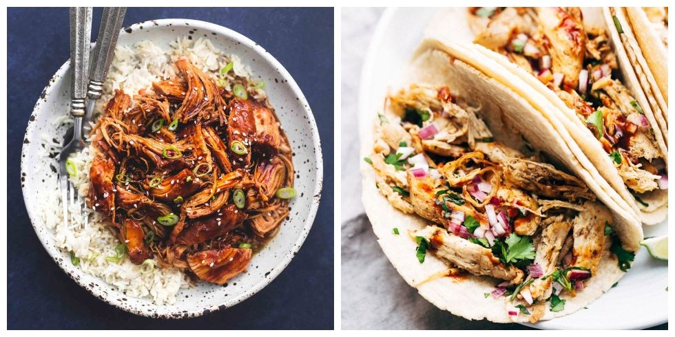15 Instant Pot Chicken Recipes That Take the Pressure off of Dinner