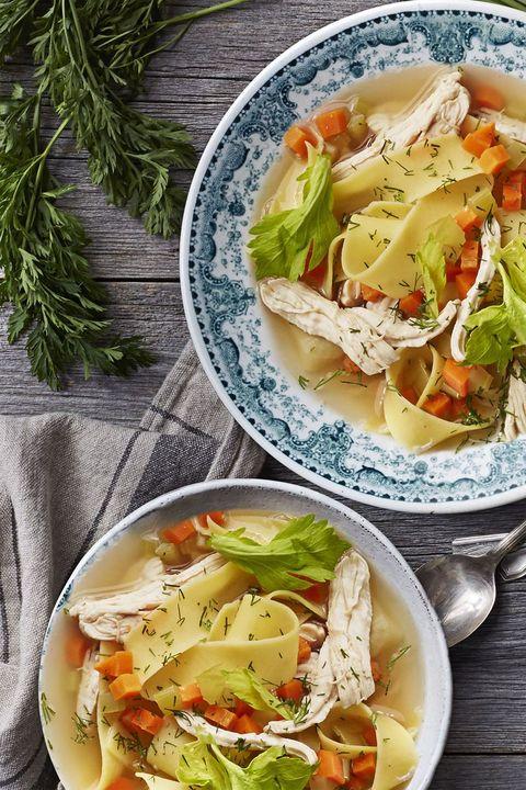 Instant Pot Chicken Soup - Instant Pot Soups