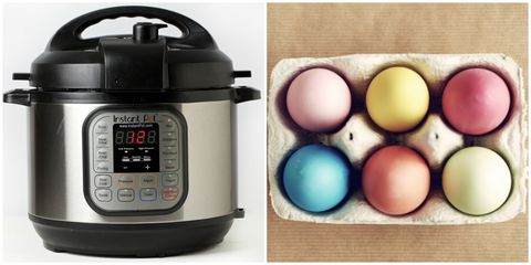 instant pot easter eggs
