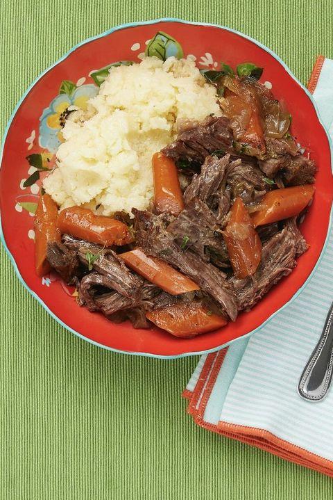 instant pot pot roast fall recipes