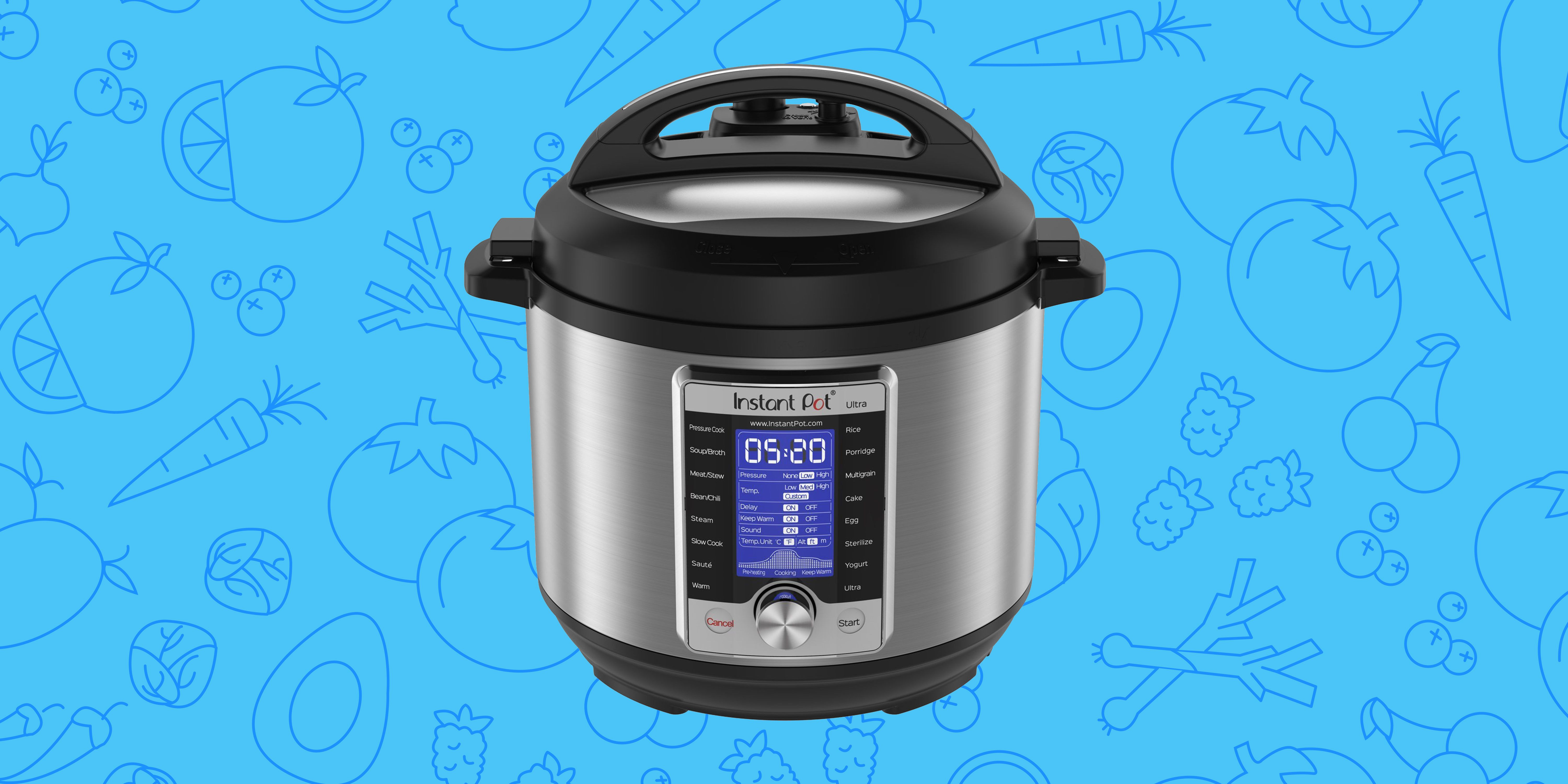 Amazon Is Having a Crazy Sale on Instant Pots Today