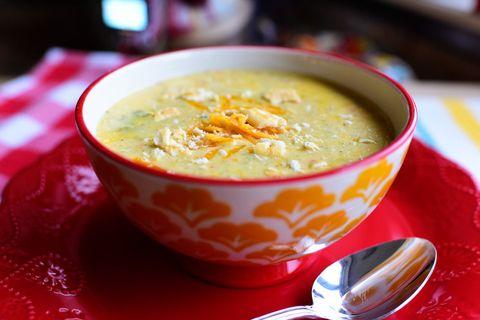 instant pot soup recipes broccoli