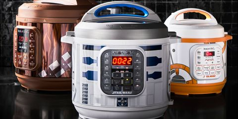 Product, Rice cooker, R2-d2, Small appliance, Home appliance, Slow cooker,