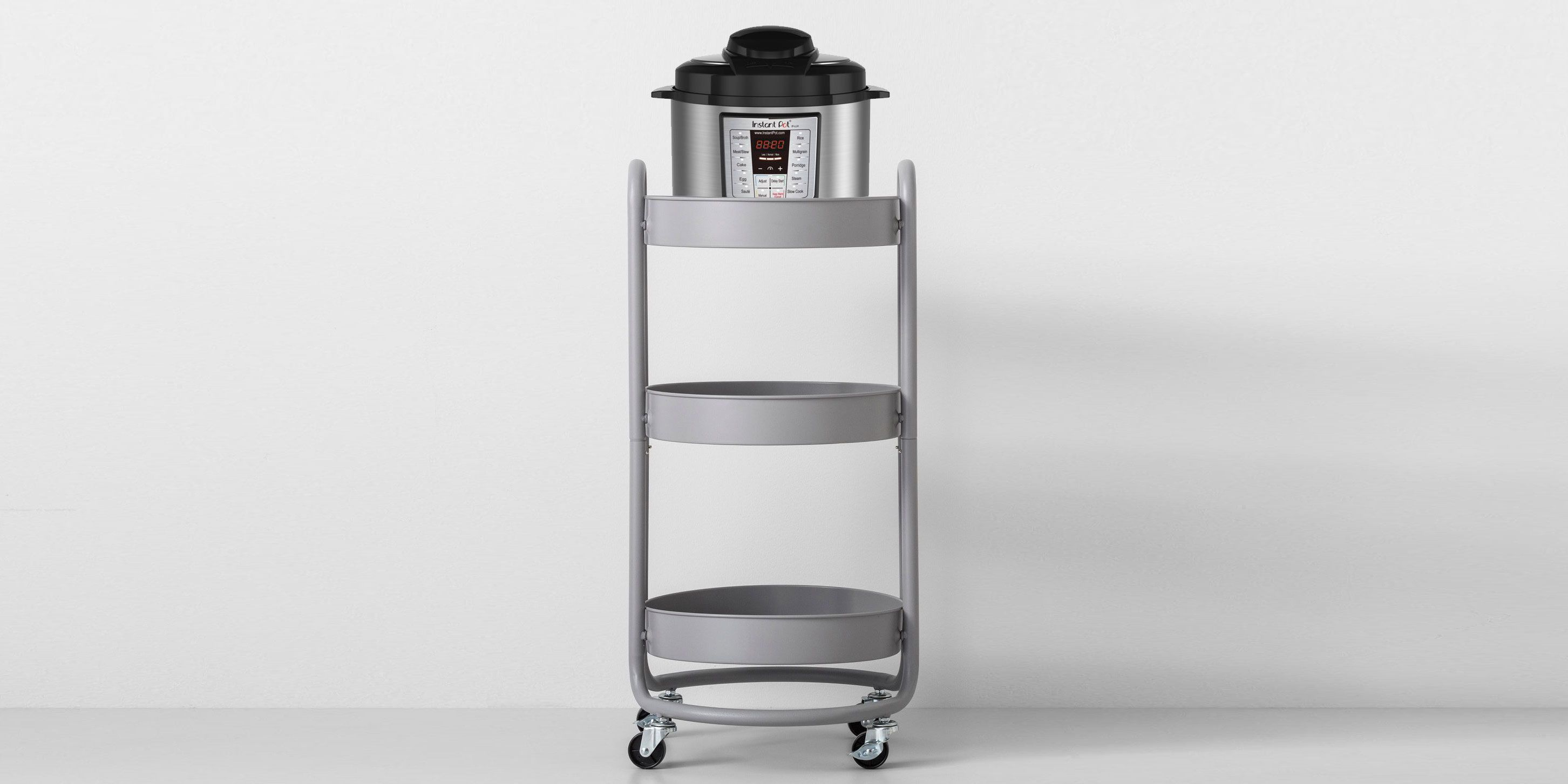 Instant Pot Owners Are Obsessed With This $30 Cart From Target