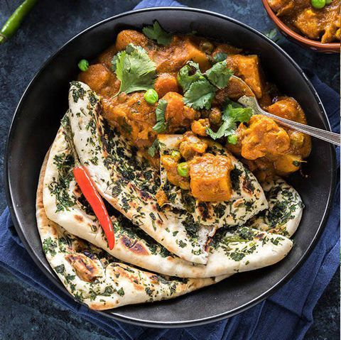 Dish, Food, Cuisine, Ingredient, Naan, Produce, Recipe, Staple food, Meat, Curry,