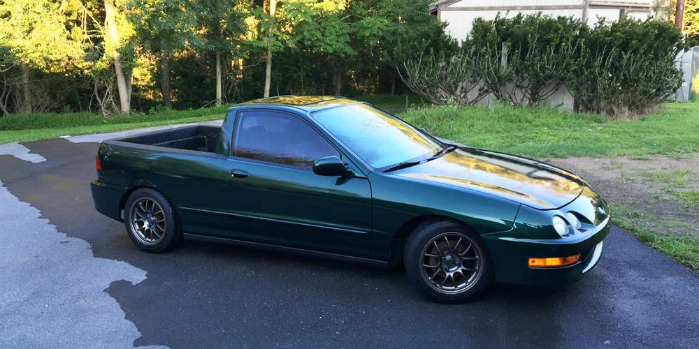 you must buy this 2001 acura integra gsr pickup truck