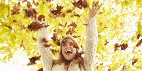 autunno bellezza della pelle