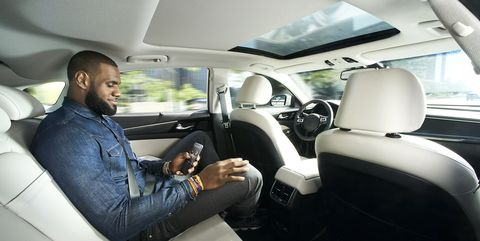 Vehicle, Car, Head restraint, Automotive design, Mid-size car, Family car, Driving, Car seat, Car seat cover, Lexus,