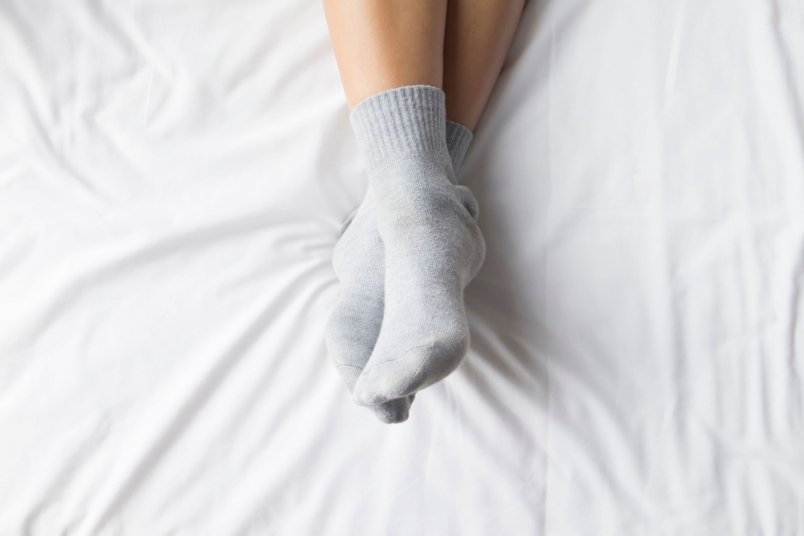 Wear Socks to Bed