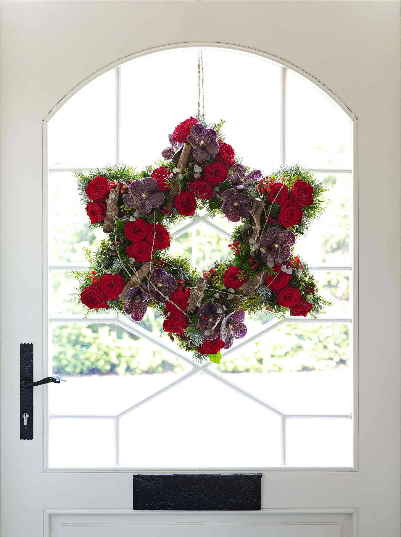 Etonnant Christmas Wreaths   Christmas Door Wreaths