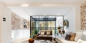 Interieur loft Amsterdam