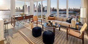Torre quay Nueva York residencia de lujo