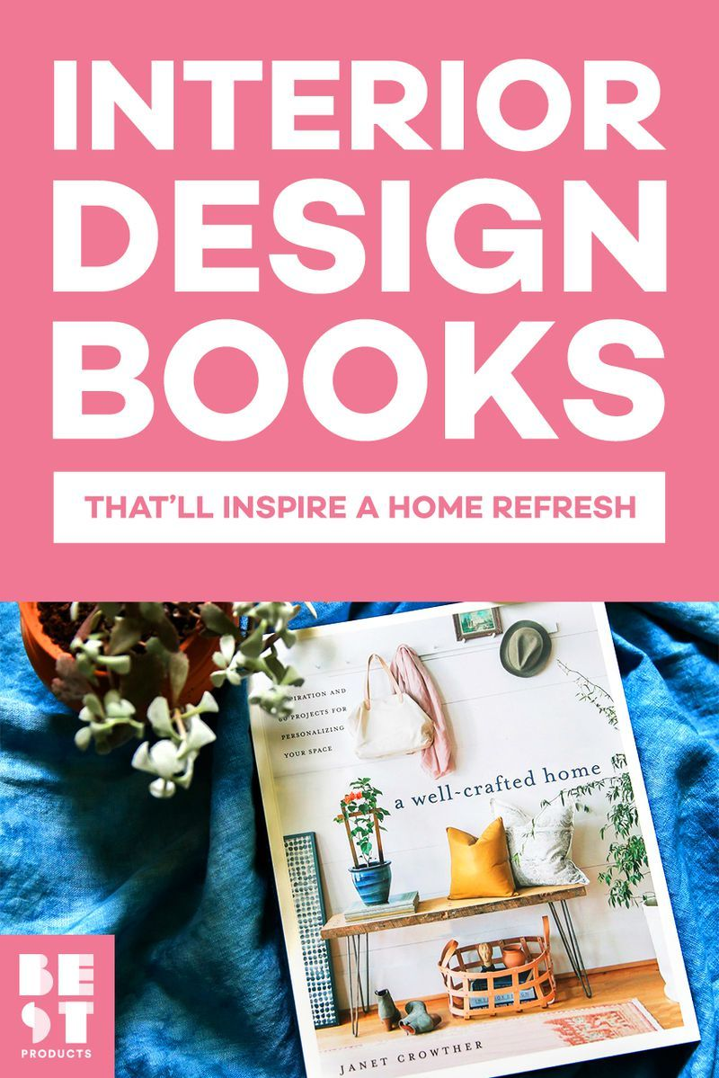 Interior Design Books Best 2018