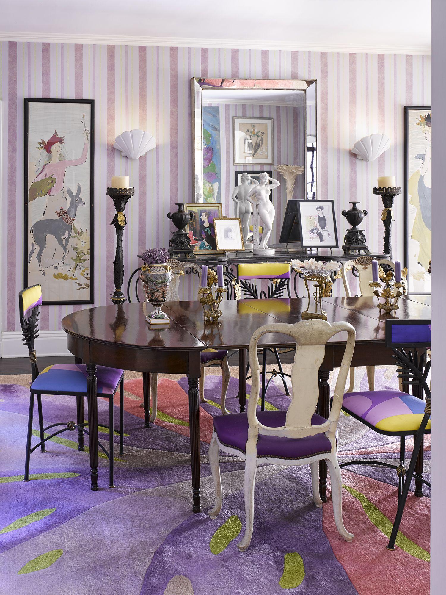 interior design - coffee table books