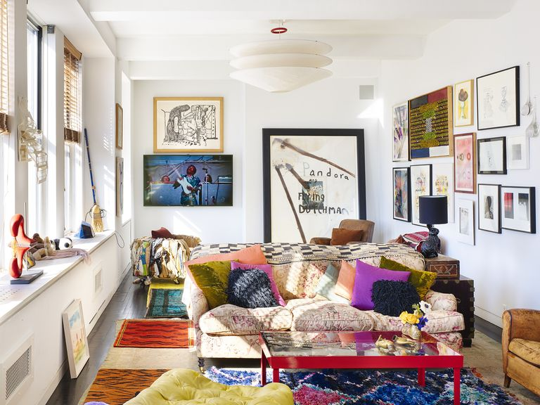 30 Home Decorating Ideas For Small Apartments: New York Behind Closed Doors
