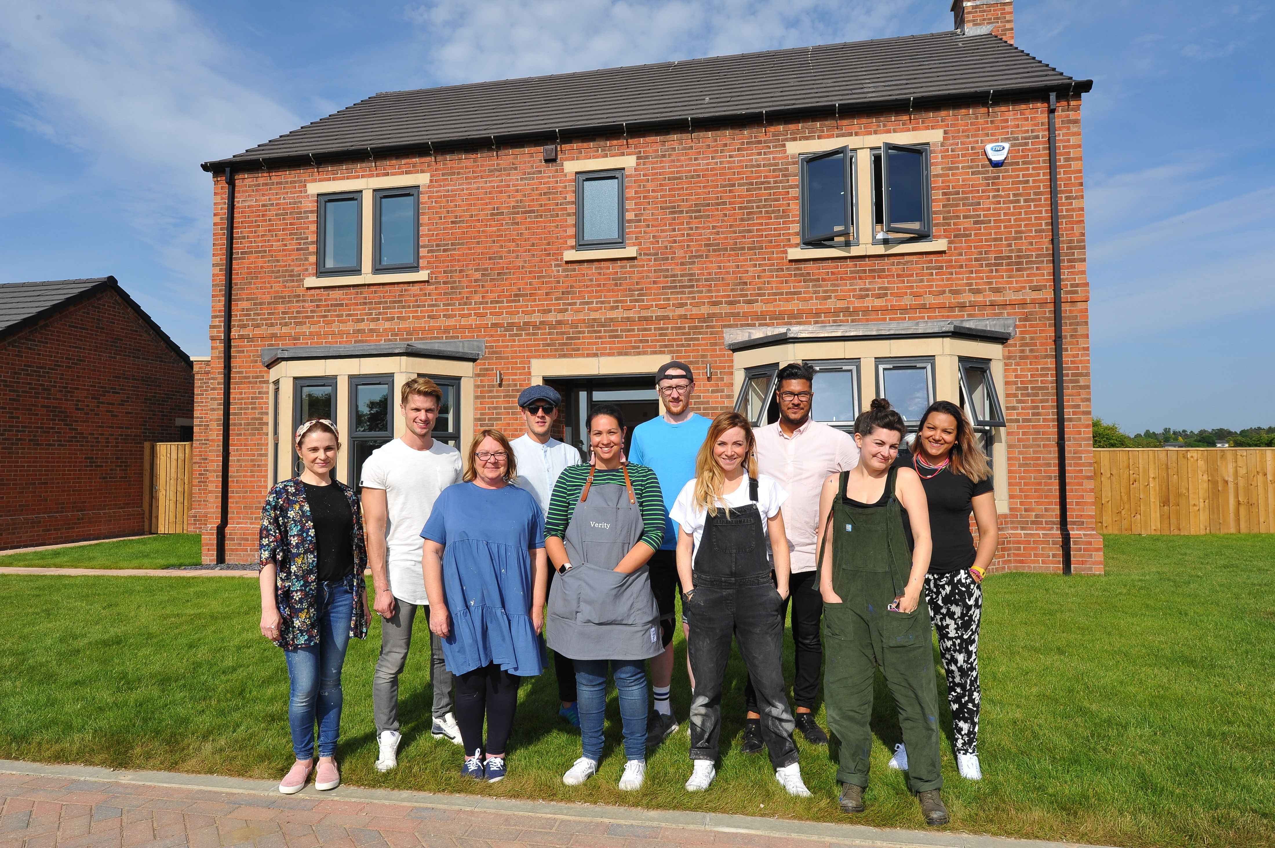 BBC Two Interior Design Masters Start Date, Time, Fearne Cotton