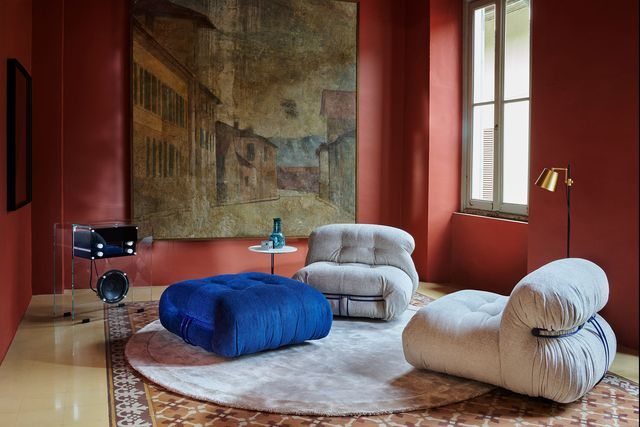 The 8 Interior Design Trends We Spotted at Milan Design Week