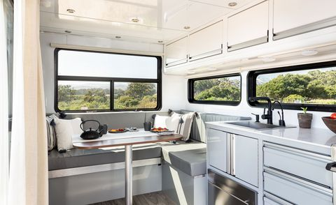living vehicle rv