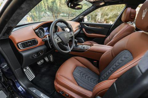 The New Maserati Levante Partnership With Ermenegildo Zegna
