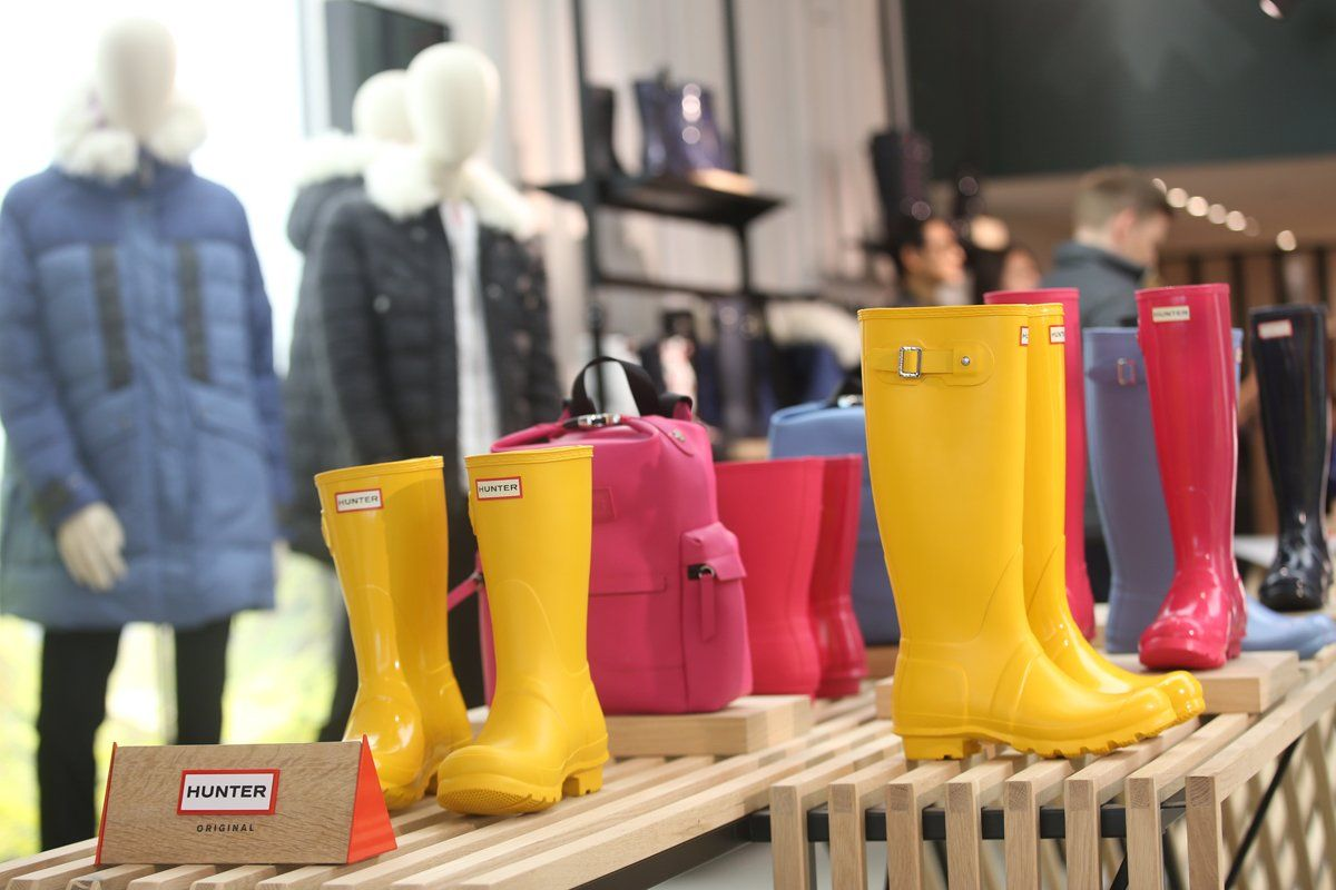 The Hunter Boots and Target Collection Is Coming Back For a Limited Time