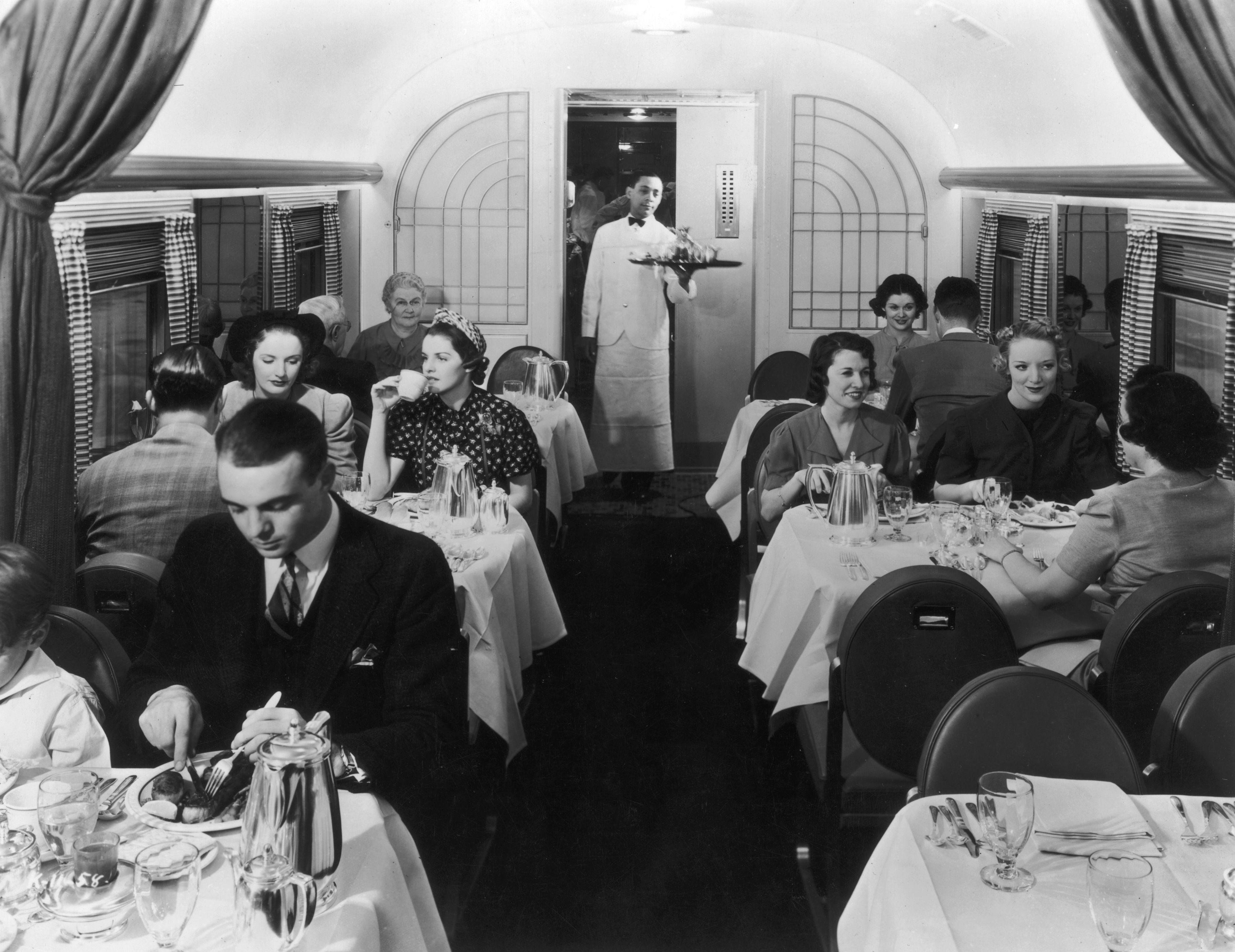 Dining Cars Have Been Around the Since the 1800s. Now They Face Extinction.