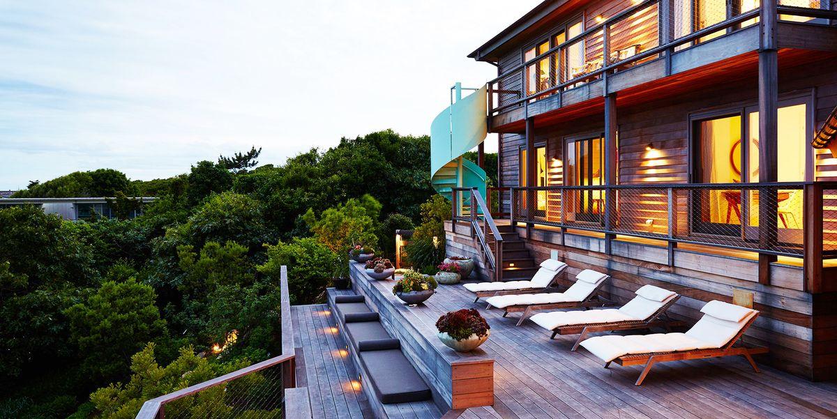 21 Creative Deck Ideas Beautiful Outdoor Deck Designs To