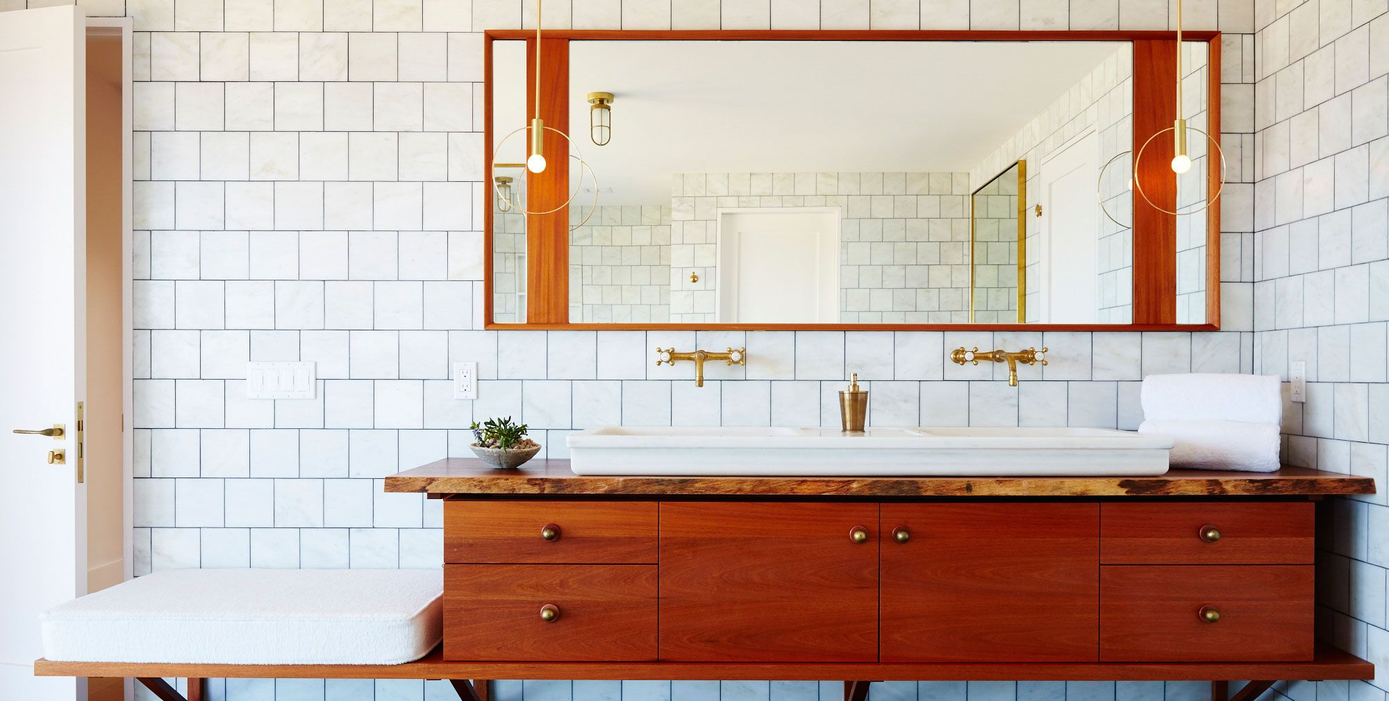 60 Bathroom Ideas We're Legit Obsessed With