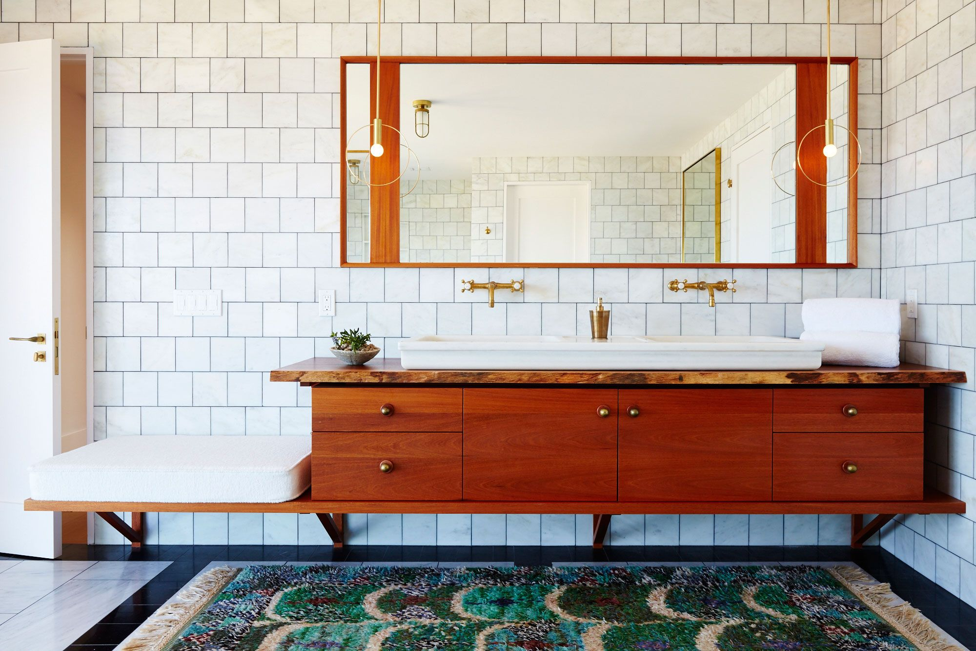 65 Fresh Bathroom Ideas To Make Your Space Feel Like A Spa