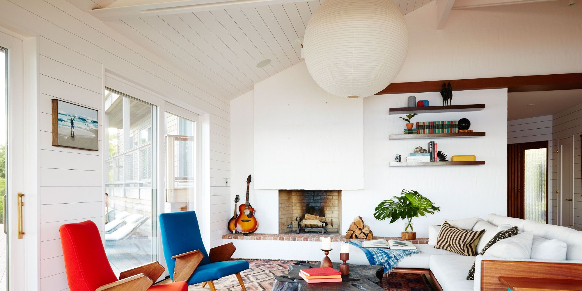 30 Stylish Family Room Design Ideas