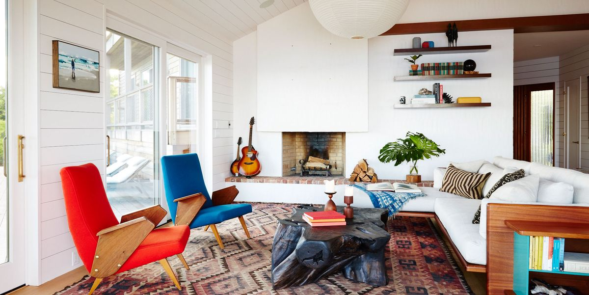 30 Stylish Family Room Design Ideas - Easy Decorating Tips ...