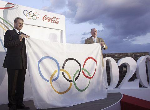 2020奧運延期