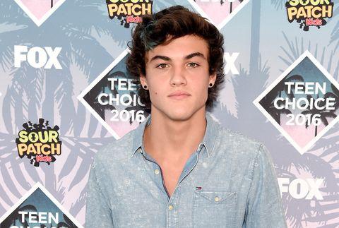 Ethan Dolan -Teen Choice Awards 2016 - Red Carpet