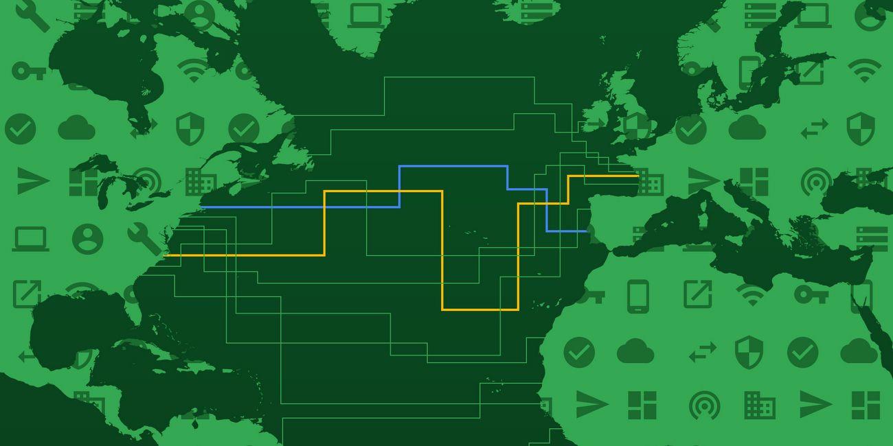 Come sono fatti i cavi sottomarini Google, e perché sono indistruttibili